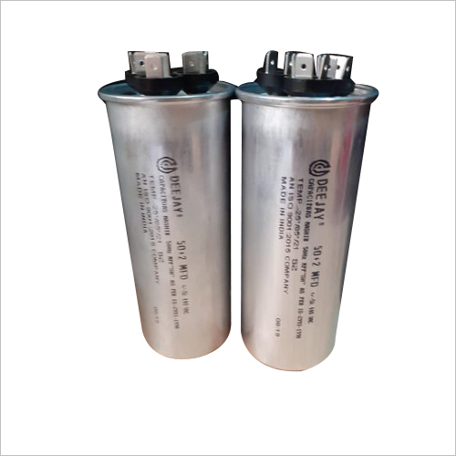 High Pressure Aluminum Running Capacitors