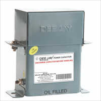 Metalised Polypropylene Film Oil Filled Capacitor