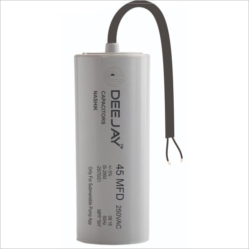 Submersible PP Capacitor