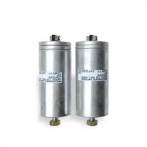 Cylindrical Normal Duty MPP Type Capacitors
