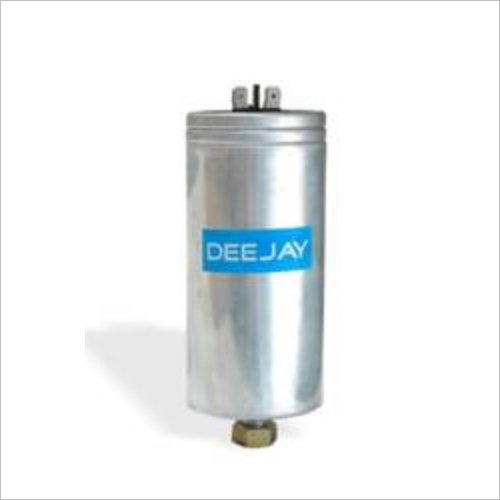 Cylindrical Heavy Duty MPP Type Capacitors