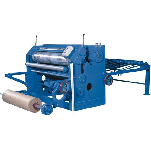 A4 Paper Reel To Sheet Cutting Machine