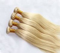 Ombre Straight Indian Human Hair Weft