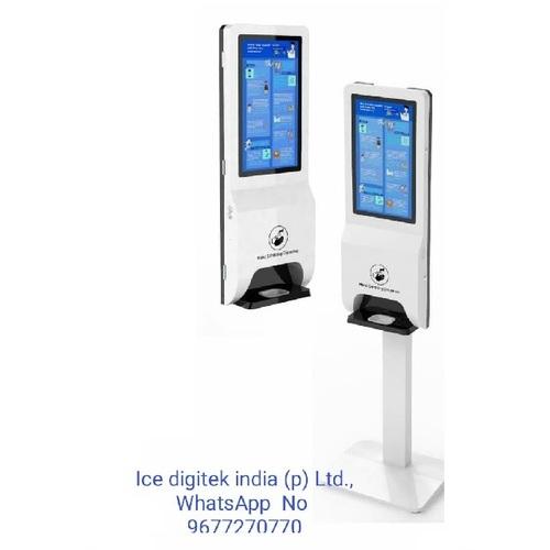 Hand sanitizer dispenser commercial touchless automatic alcohol hand sanitizer dispenser
