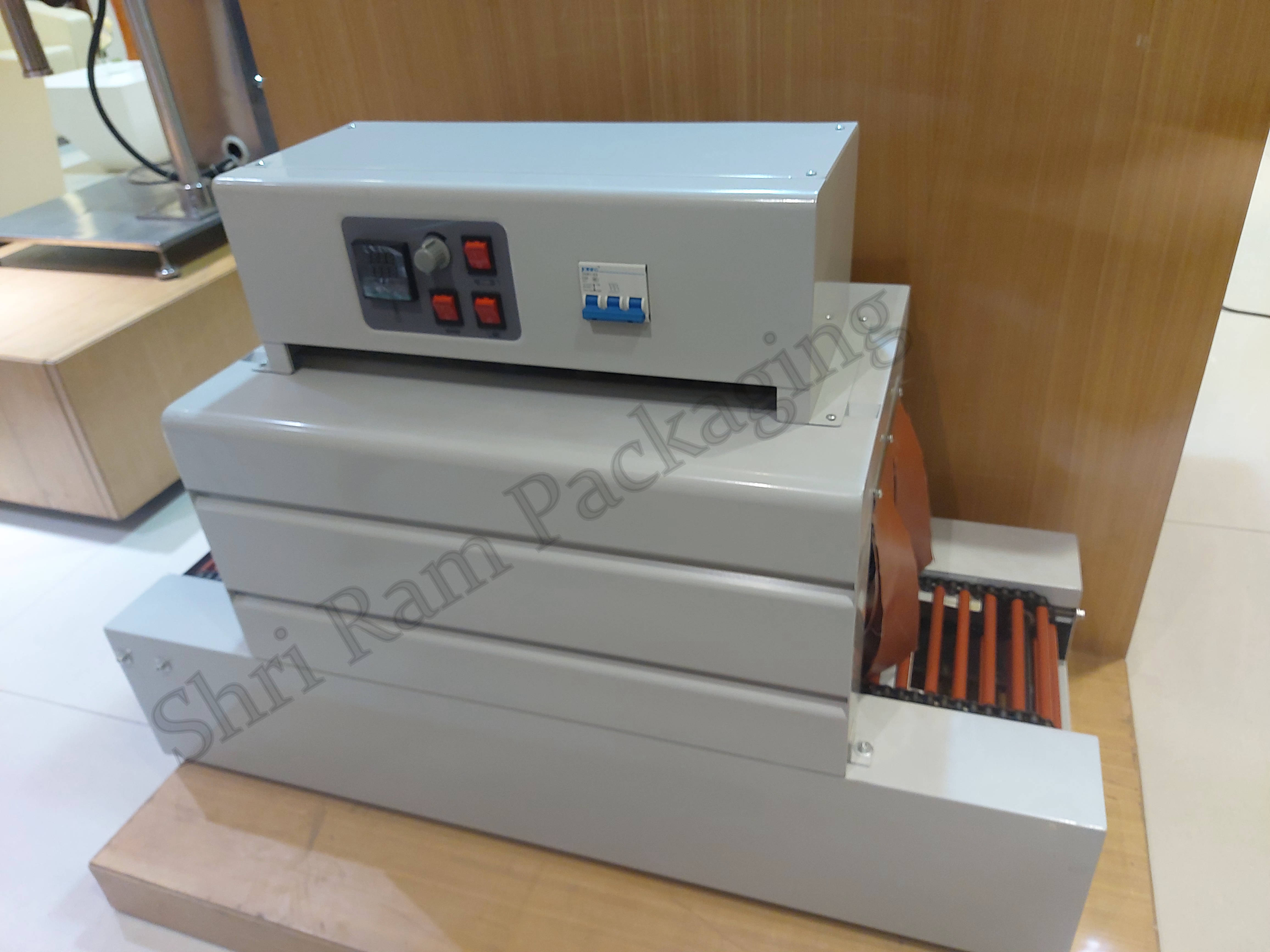 SF-1550 Manual Capping Machine
