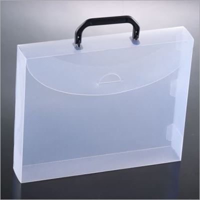 30x5x25 CM PP Packaging Bag With Handle