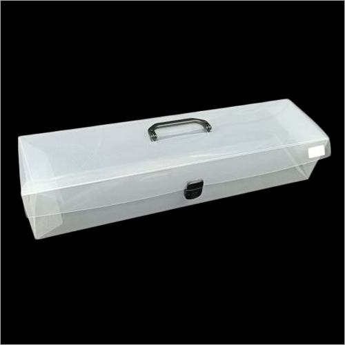 PP Storage Box With Handle