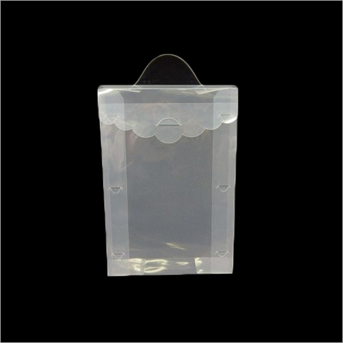 23x6.5x34 CM PP Packaging Box With Handle
