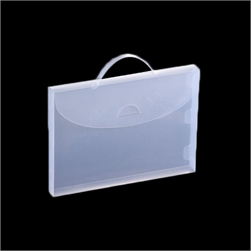 PVC Transparent Box With Handle