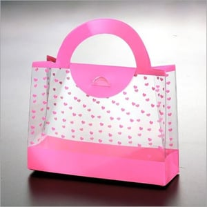 PVC Carry Box With Handle