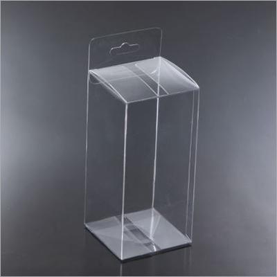 Transparent PVC Folding Box