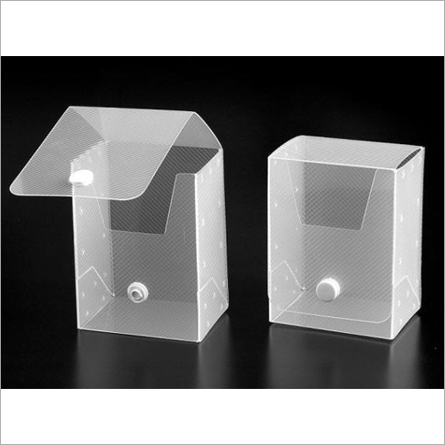 PP Transparent Storage Box