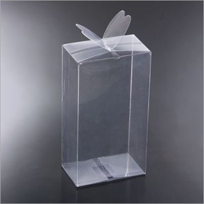 PVC Transparent Butterfly Box