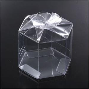 PVC Transparent Flower Box