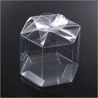 PVC Transparent Flower Box
