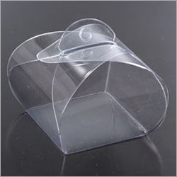 PVC Transparent Wedding Candy Box