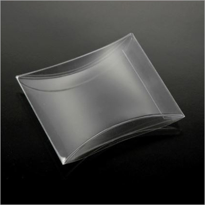 PVC Transparent Pillow Packaging Box