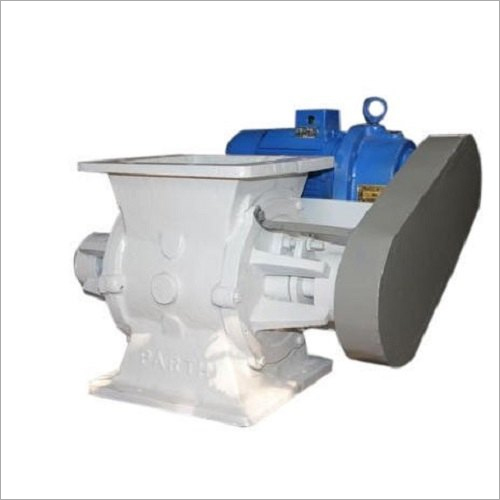 Single Phase Rotary Airlock Valve