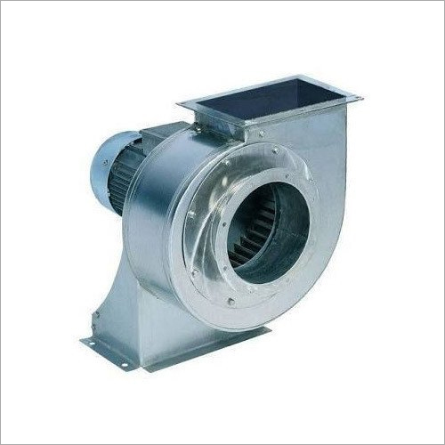 Single Phase Centrifugal Blower Application: Industrial