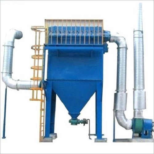 Industrial Automatic Dust Collector