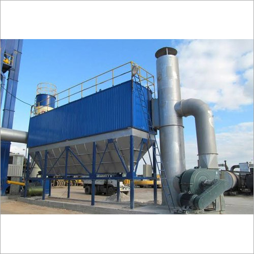 Industrial Bag Filter System