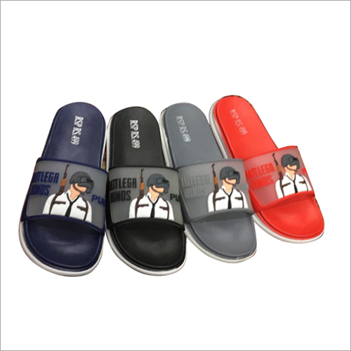 Mens Fancy Slides Slippers