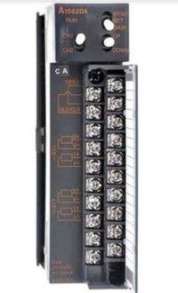 MITSUBISHI PLC  MODULE  D/A CONVERTER UNIT A1S62DA
