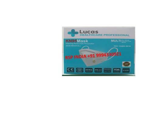 Lucas Kn95 Mask Filtering Particulate Mask