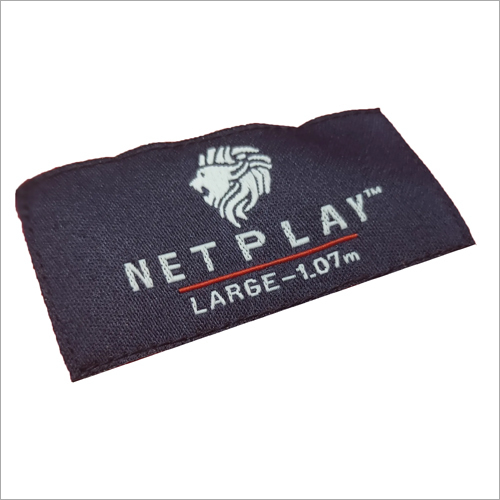 Printed Woven Label