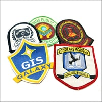 School Uniform Badges