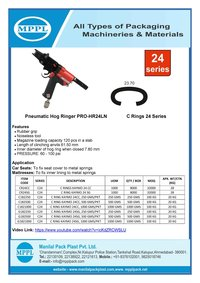 Pneumatic Hog Ringer PRO-HR24LN