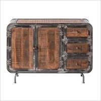Dottie Door 3 Drawer Sideboard