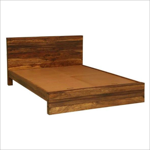 Avani Wooden Bed