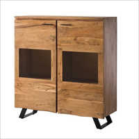 Cholie Wooden Cabinet