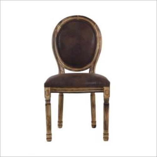 Armless Fabric Chair