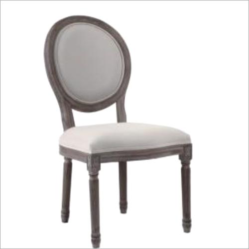 Handicraft Armless Fabric Chair