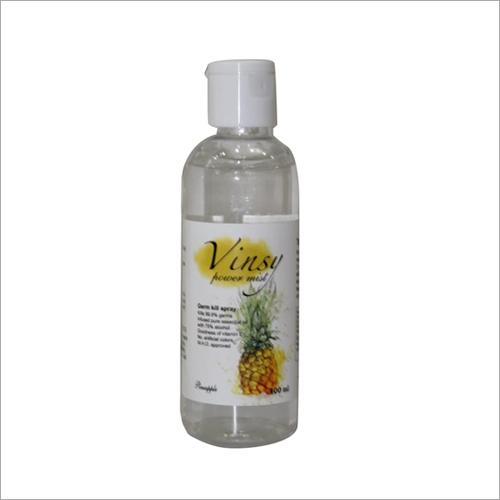 100 ML Pineapple Hand Flip Top Sanitizer