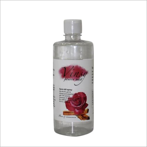 500 ML Rose Cinnamon Hand Flip Top Sanitizer