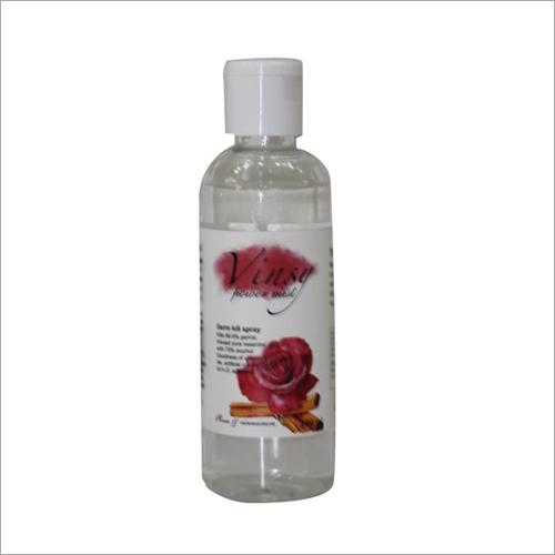 100 ML Rose Cinnamon Hand Flip Top Sanitizer