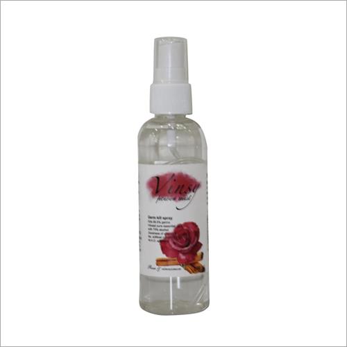 100 ML Rose Hand Sanitizer Spray