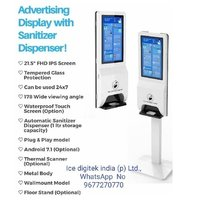 1000ML Automatic Touchless Hand Sanitizer Dispenser Fast Ship Wall Mounted