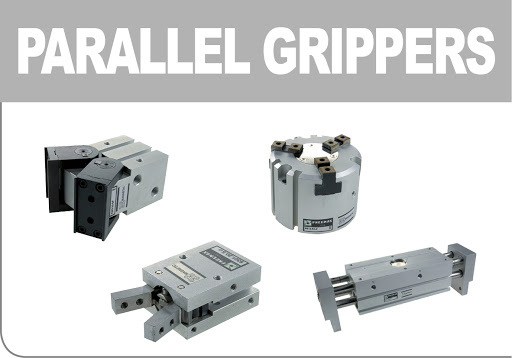Pneumatic Clamps Grippers