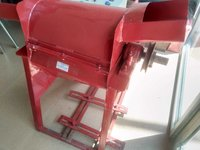 Small maize sheller motor operated