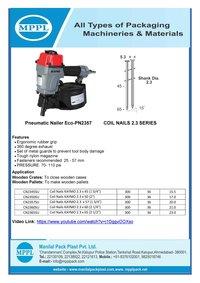 Pneumatic Nailer ECO-PN2357