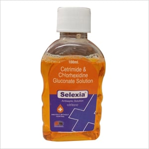 100Ml Selexia Antiseptic Solutions