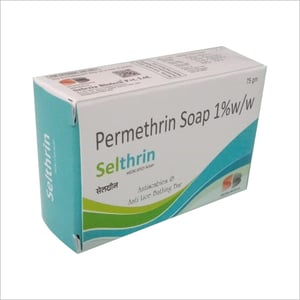 Selthrin Medicated Soap