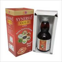 Synervo Gold Syrup