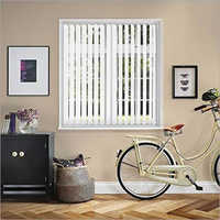 PVC White Window Blinds
