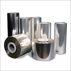 Silver Metalized Film