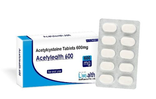 Acetylcysteine tablet
